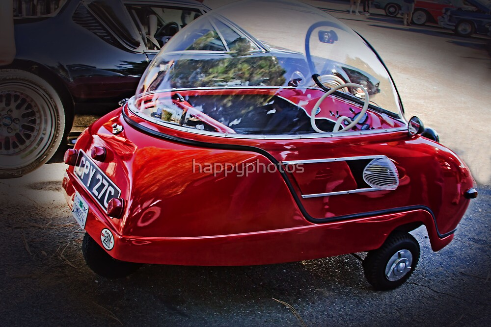 Smallest road-legal car ever produced by happyphotos