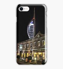 Spinnaker Tower and Old Customs House Portsmouth iPhone Case/Skin