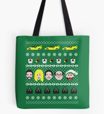 Its Always Sunny- Ugly Christmas Sweater ... T-shirt Tote Bag