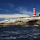 Sambro Island Lighthouse by Amanda White