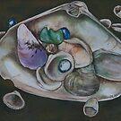 J.L. Marotta 's 'Sea Treasures' by Art 4 ME