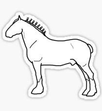 Shire Style Sticker