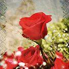 Anniversary Roses by Erica Yanina Horsley