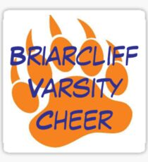 BHS Cheer Sticker