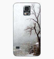 Zion Snowstorm Case/Skin for Samsung Galaxy