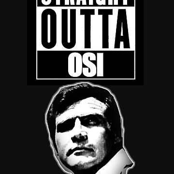 Straight Outta OSI #2 by SynthOverlord