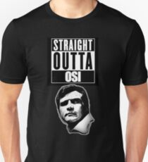 Straight Outta OSI #2 Unisex T-Shirt