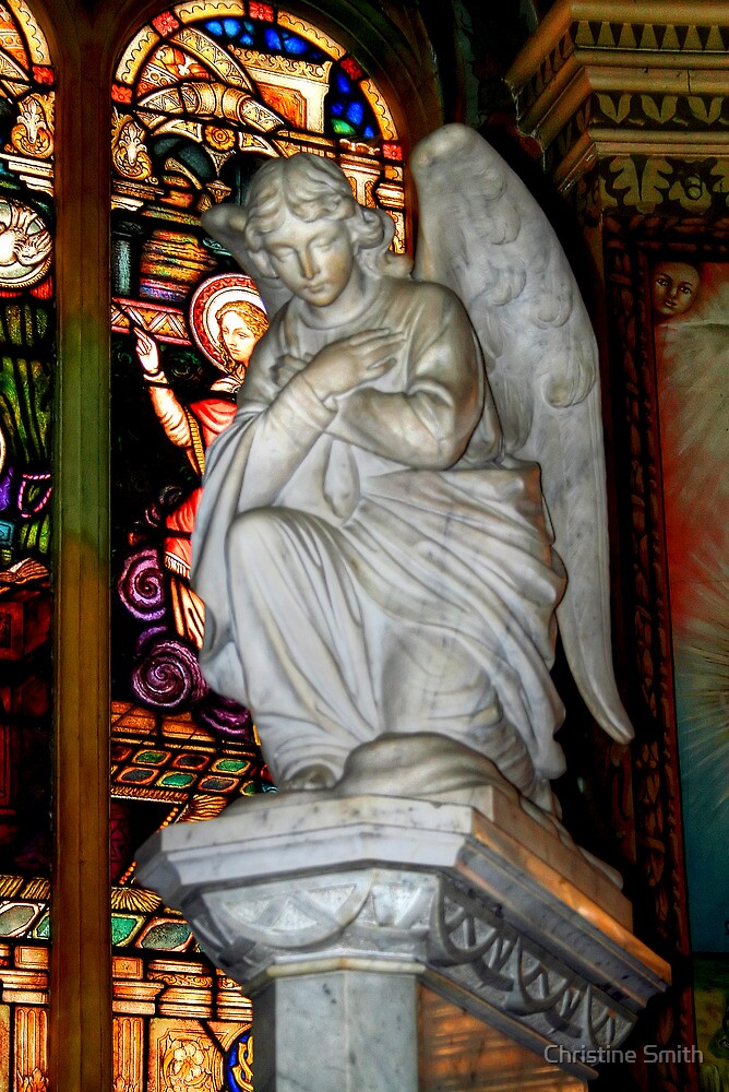 The Angel by Christine Smith