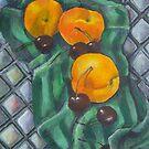 Peaches and Cherries by Shani Sohn