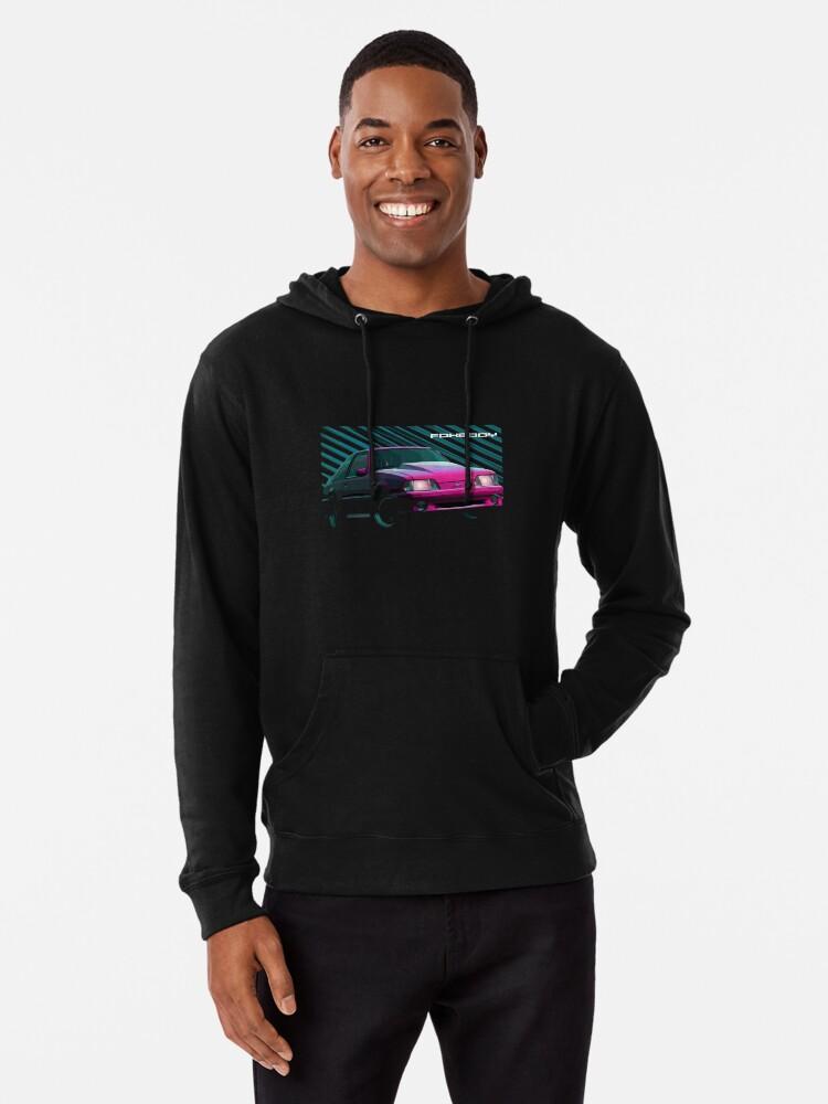 Mustang 5.0 Fox Body Unisex Hoodie