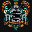 Zombie Hunters Coat of Arms by Bamboota