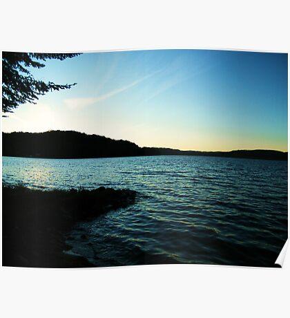 Lac La Blanche, Quebec Poster