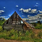 The Old Shack by K D Graves Photography