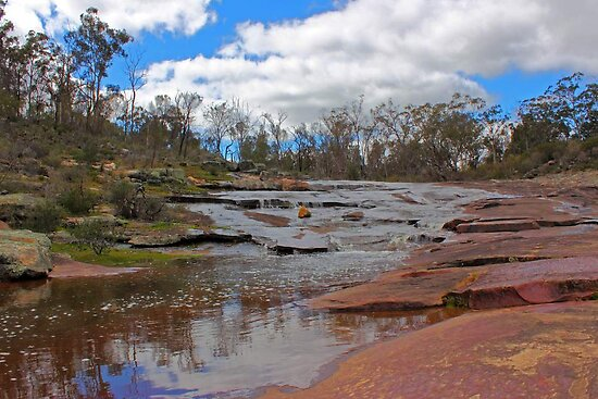 Beraking Brook - Western Australia by EOS20