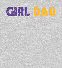 Girl Dad Kids Pullover Hoodie
