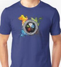 Elemental  Battle Unisex T-Shirt