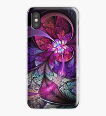 Fly - Abstract Fractal Artwork iPhone Case/Skin
