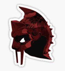 Full Metal Gladiator- Gladiator Shirt Sticker