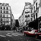 MONTMARTE by ArtisticPulse