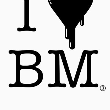 I Heart BM 2 by JamesLillis