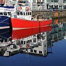 Galway Harbour, Galway, Ireland by JoeTravers