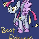 My Little Pony - MLP - Derpy is Best Princess by Kaiserin