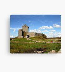 Dunguaire Castle, Kinvara, Ireland. Canvas Print