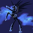 My Little Pony - MLP - FNAF - Nightmare Moon Animatronic by Kaiserin