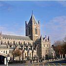 Christ Church, Dublin, by JoeTravers