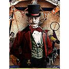 The Ringmaster: Circus Tarot by Duck Soup Productions by DuckSoupDotMe