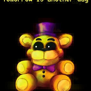 Five Nights at Freddy's - FNaF 4 - Tomorrow is Another Day by Kaiserin