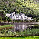 Kylemore Abbey, Connemara, Ireland. by JoeTravers