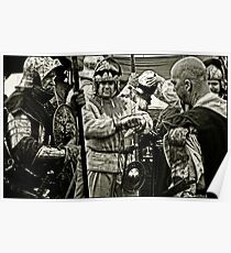 Berkeley Skirmish Poster