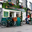 Griffins Bakery,Shop St. Galway. Ireland. by JoeTravers