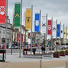 City of the Tribsmen, Galway, Ireland. by JoeTravers