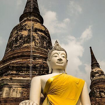 Buddha by madebyrina