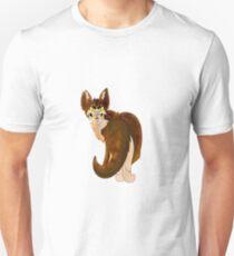 Tigertar Plotten Unisex T-Shirt