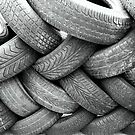 tyres by Janis Read-Walters