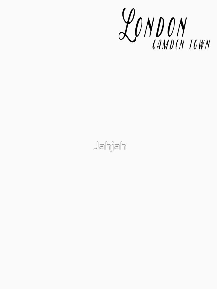 London - Camden-Town by Jahjah