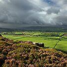 Raining Over In Skipton by SteveMG