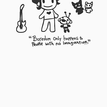 Aki Drawing by RockmelonSoda