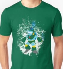 Bubble Man Splattery Vector shirt T-Shirt