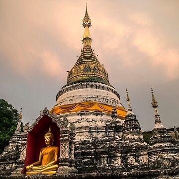 Great Buddha Temple by madebyrina