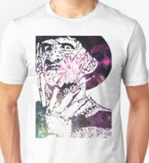 A Nightmare on Elm Street | Freddy Krueger | Robert Englund | Galaxy Horror Icons Unisex T-Shirt