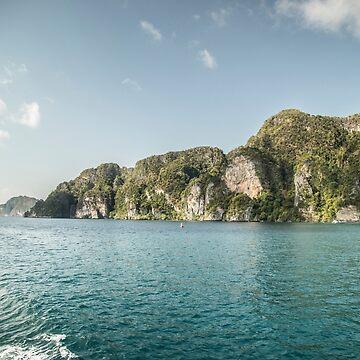 Phi Phi Islands by madebyrina