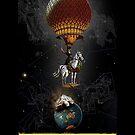 Tarot of the Zircus Magi - The World by DuckSoupDotMe