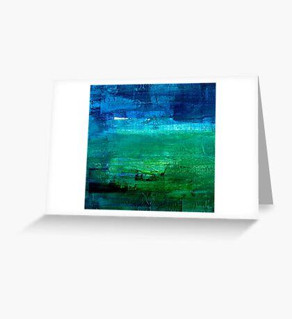 sinking Greeting Card