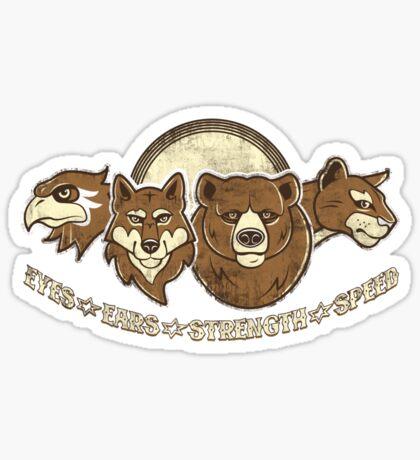Spirit Guides  Sticker