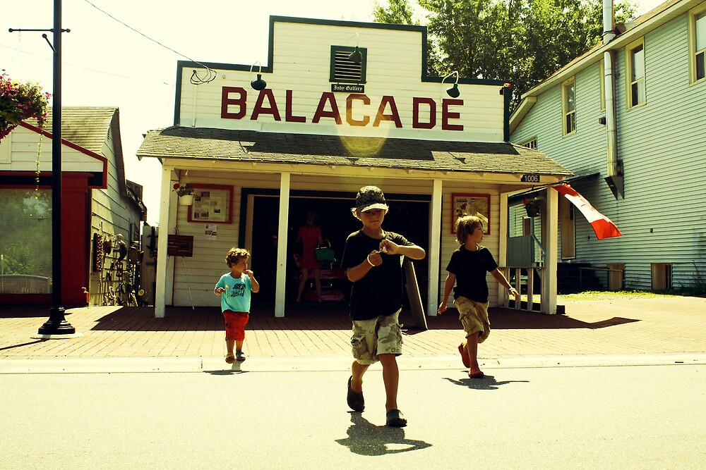 Bala Arcade 2011 by JFCallan