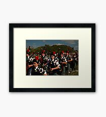 The Pipes, The Pipes Framed Print